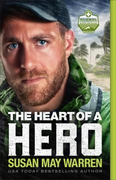 Book Cover: 'The heart of a hero'