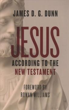 Book Cover: 'Jesus according to the New Testament'