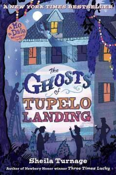 Cover: 'The Ghosts of Tupelo Landing'