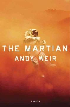 Cover: 'The Martian'