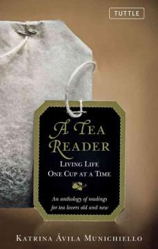 A Tea Reader by Katrina Avila Munichiello