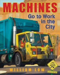 'Machines Go to Work in the City' by William Low