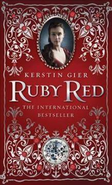 'Ruby Red (Precious Stone Trilogy, #1)' by Kerstin Gier