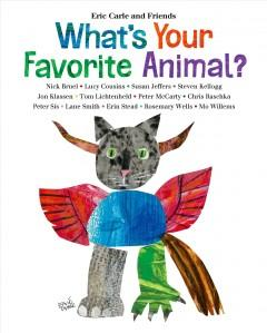 Cover: 'What's Your Favorite Animal'