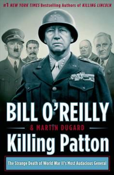 Cover: 'Killing Patton'