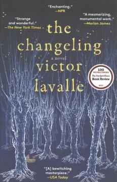 Cover: 'The Changeling: A novel'