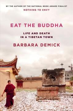 Book Cover: 'Eat the Buddha'