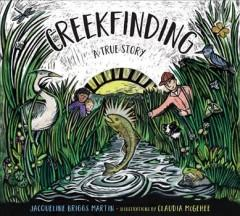 Book Cover: 'Creekfinding'