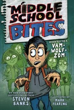Book Cover: 'Middle school bites'