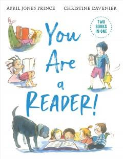 Book Cover: 'You are a reader You are a writer'