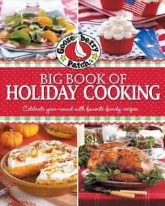 Cover: 'Big Book of Holiday Cooking '