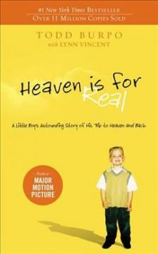 Cover: 'Heaven is for Real'