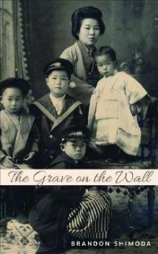 Book Cover: 'The grave on the wall'