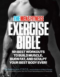'101 Best Workouts of All Time: Build Muscle, Burn Fat and Sculpt Your Best Body Ever' by Sean Hyson