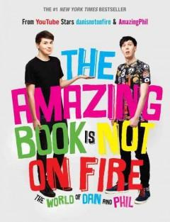 'The Amazing Book is Not on Fire: The World of Dan and Phil' by Dan Howell