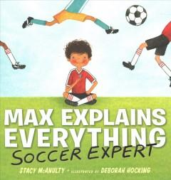 Book Cover: 'Max explains everything'