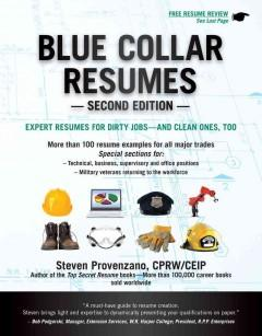 'Blue Collar Resumes' by Steven Provenzano