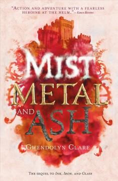 Book Cover: 'Mist metal and ash'