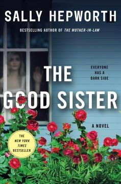 Book Cover: 'The good sister'