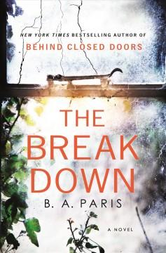 'The Breakdown' by B.A. Paris