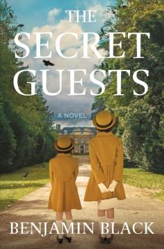 Book Cover: 'The secret guests'