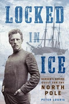 Book Cover: 'Locked in ice'
