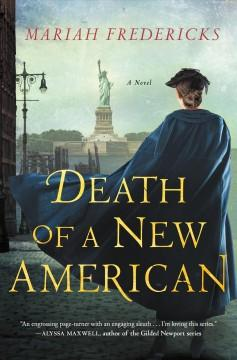Book Cover: 'Death of a New American'