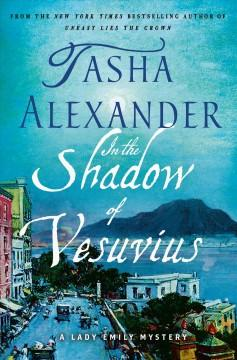Book Cover: 'In the shadow of Vesuvius'