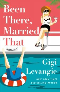 Book Cover: 'Been there married that'