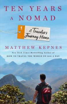 Book Cover: 'Ten years a nomad'