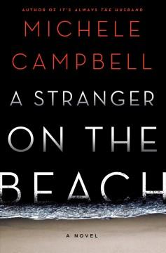 Book Cover: 'A stranger on the beach'