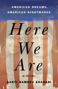 Book Cover: 'Here we are'