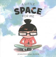 Book Cover: 'A little space for me'