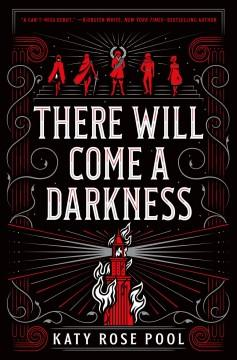Book Cover: 'There will come a darkness'
