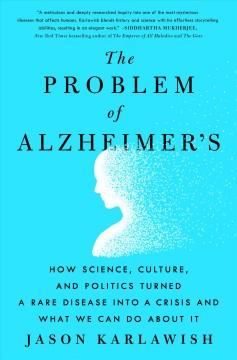 Book Cover: 'The problem of Alzheimers'