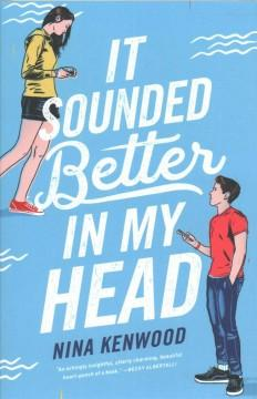 Book Cover: 'It sounded better in my head'