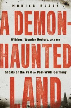 Book Cover: 'A demon-haunted land'