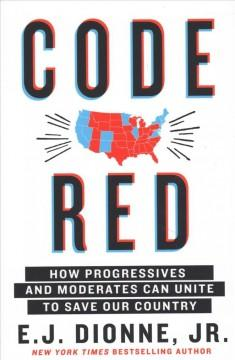 Book Cover: 'Code red'