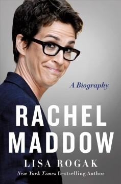 Book Cover: 'Rachel Maddow'