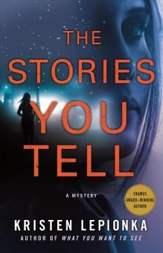 Book Cover: 'The stories you tell'