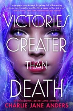 Book Cover: 'Victories greater than death'