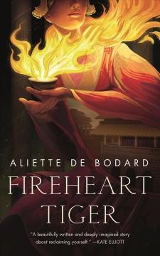 Book Cover: 'Fireheart tiger'