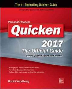 QUICKEN 2017 : THE OFFICIAL GUIDE