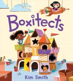 Book Cover: 'Boxitects'