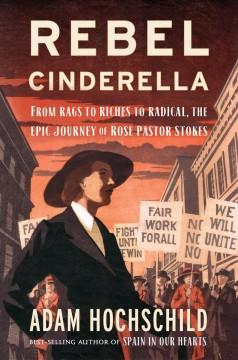 Book Cover: 'Rebel Cinderella'