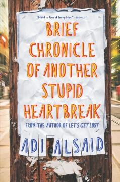 Book Cover: 'Brief chronicle of another stupid heartbreak'
