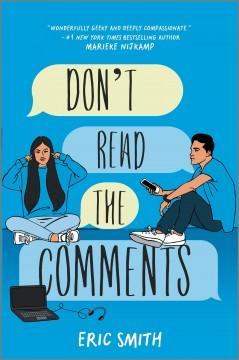 Book Cover: 'Dont read the comments'