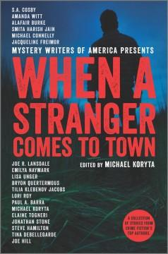 Book Cover: 'When a stranger comes to town'