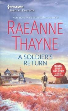 Book Cover: 'A soldiers return the daddy makeover'
