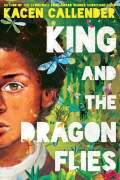 Book Cover: 'King and the dragonflies'